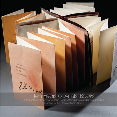 Ten Years of Artists' Books, Brooklyn Public Library
