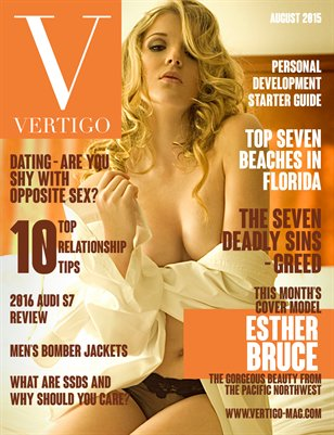 Vertigo Magazine - August 2015