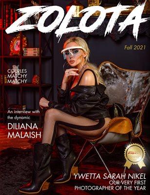 Zolota Magazine Fall 2021