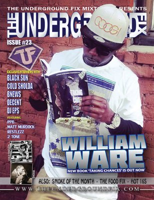 The Underground Fix Magazine Issue #23