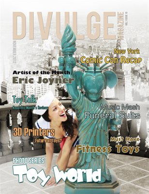 Divulge Magazine: November 2012 Issue