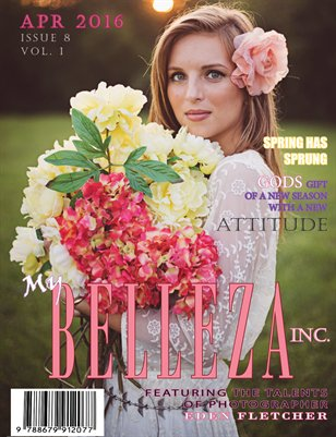 MyBelleza Inc. Magazine Issue nO8 vOL 1