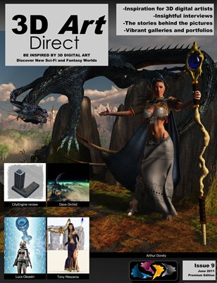 3D Art Direct Issue 9