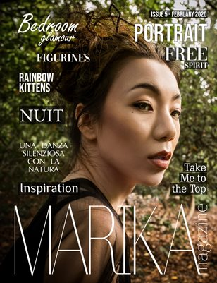 MARIKA MAGAZINE PORTRAIT (February - issue 5)