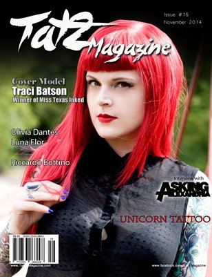 Tat2 Magazine Issue #16 November 2014