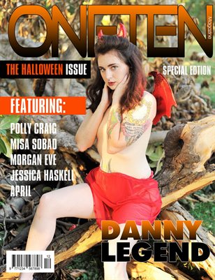 ONETEN - Halloween Special Issue