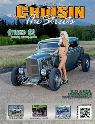 January 2018 Issue, Cruisin the Streets