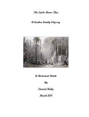A Quaker Family Odyssey