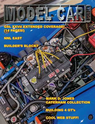 Model Car Builder No. 34