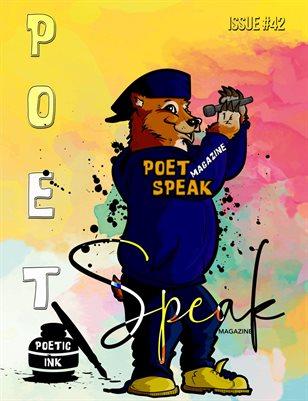 Poet Speak Magazine ISSUE #42