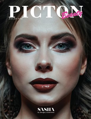 Picton Magazine JULY 2019 BEAUTY N187 Cover 5