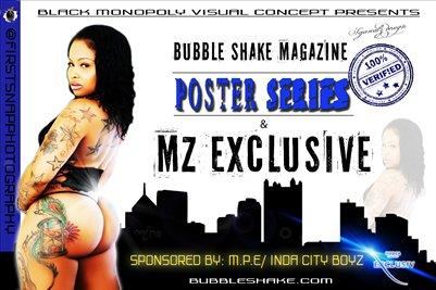 Mz Exclusive Poster