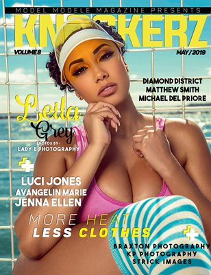 Knockerz Magazine #8 (Leila Grey)