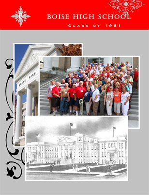 BHS Class of 1961 50th Reunion Memory Book