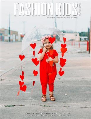 Fashion Kids Magazine | Issue #161 - Valentine Special 2020