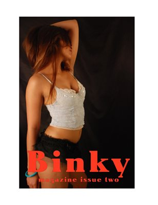 Binky Magazine Issue Two