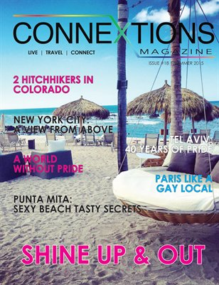 Connextions Magazine Issue 18: Shine Up & Out