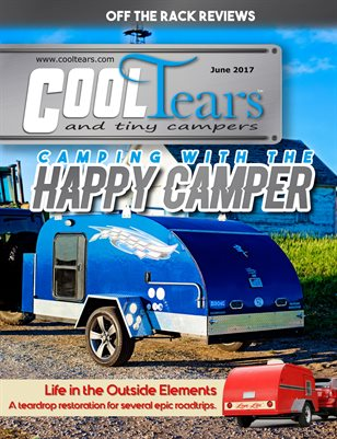 Cool Tears Magazine - June 2017