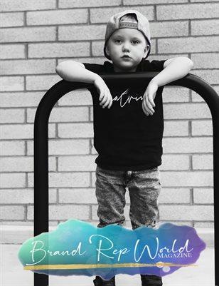 Brand Rep World Magazine Issue #16 Monochrome