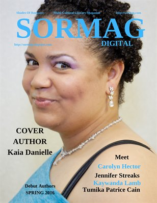 SORMAG Digital SPRING 2016 - Debut Authors