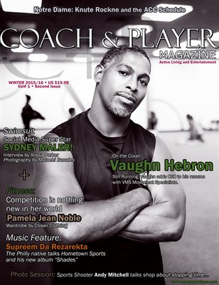 Coach & Player Magazine: Winter 2015/2016
