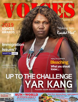 Summer Edition 2019 Voices Magazine