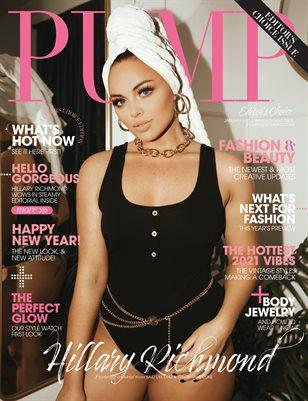 PUMP Magazine | The Fashion Authority Edition | Vol.1