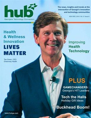 Hub Magazine November/December 2015