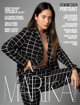 MARIKA MAGAZINE PORTRAIT (ISSUE 739 - MARCH)