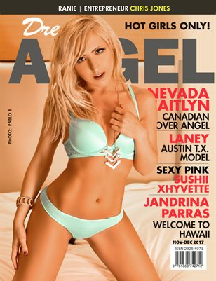 Dream Angel Magazine November-December 2017 -Nevada Caitlyn