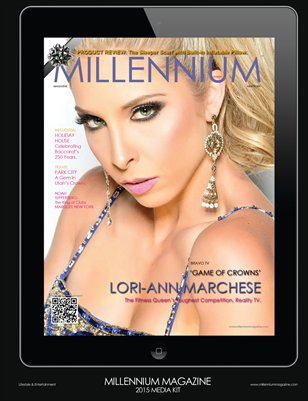 MILLENNIUM MAGAZINE | 2015 MEDIA KIT