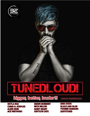TunedLoud Magazine November 2018
