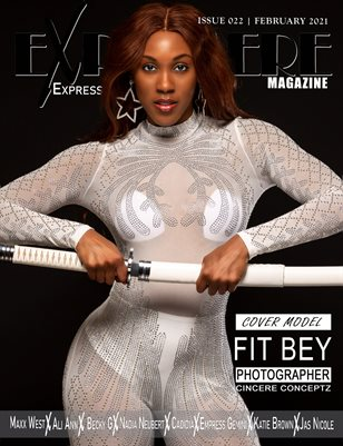 Exprimere Magazine Issue 022 ft Fit Bey