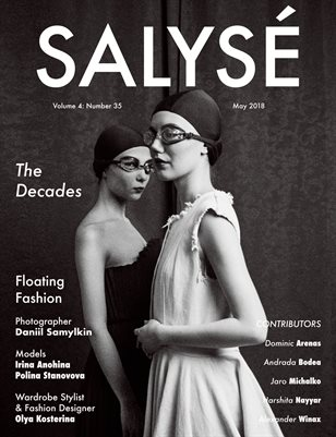 SALYSÉ Magazine | Vol 4 : No 35 | May 2018