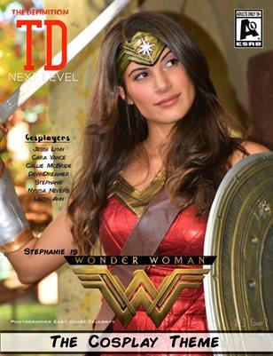 TDM Stephanie Cosplay VOL 3 Cover2