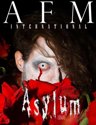 Asylum Issue 2016 (Cover 1)