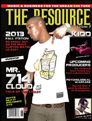The Resource Magazine Vol. 8