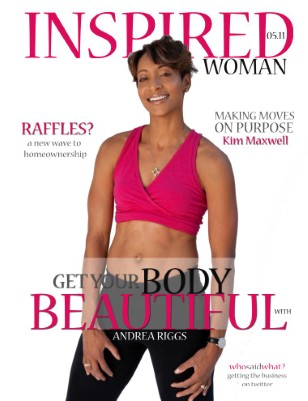 INSPIRED Woman | May 2011