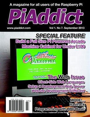 PiAddict Magazine Vol.1 No.7
