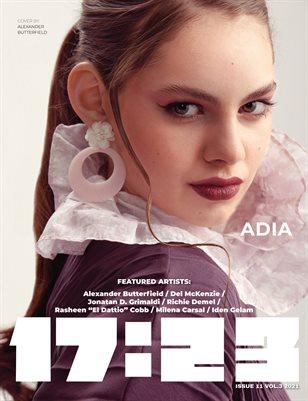 17:23 MAGAZINE ISSUE 11 VOL.3 2021