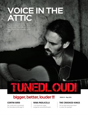 TunedLoud Magazine May 2016