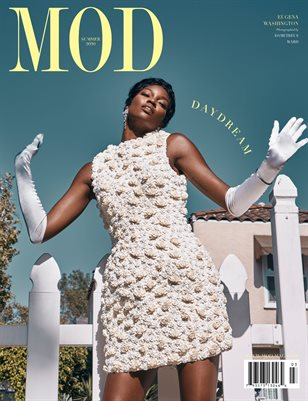 MOD Magazine: Volume 9; Issue 3; THE DAYDREAM ISSUE (Cover 8)