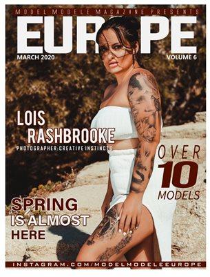 2020 EUROPE #6 (LOIS RASHBROOKE)