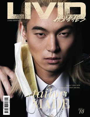 Tailor Made issue 10 - Chan Kim on Cover
