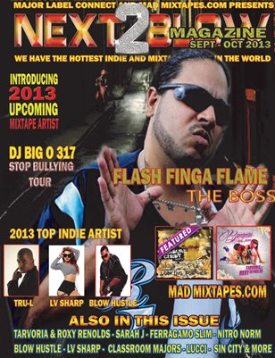 NEXT2BLOW MAGAZINE SEPT 2013