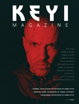 KEYI Magazine 20th Issue
