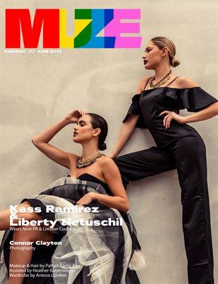 Kass Ramirez & Liberty Netuschil