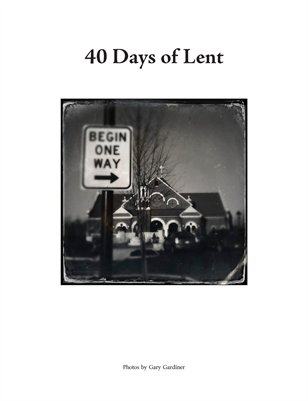 40 Days of Lent - Book