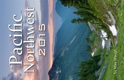 2015 Pacific Northwest Calendar