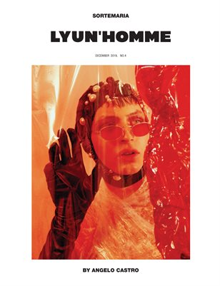 LYUN HOMME ISSUE No.4 (VOL No.1) C1